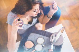 jak spravne pouzivat parfem