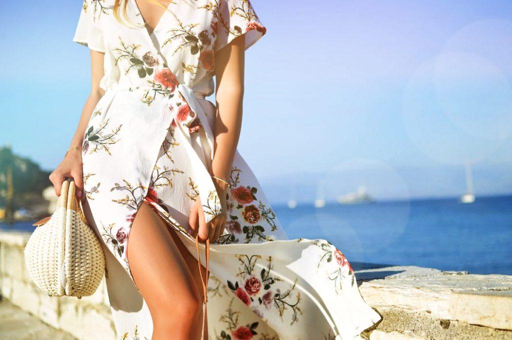 Letní parfémy pro ženy