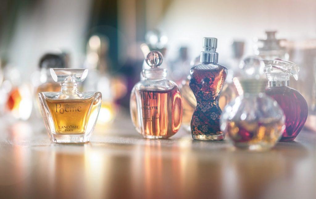 jak spravne skladovat parfem